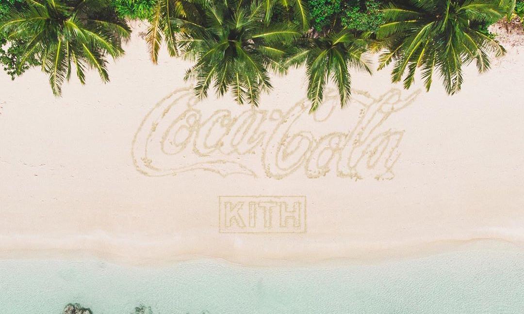 Ronnie Fieg 发布 KITH x 可口可乐新一季联名预告