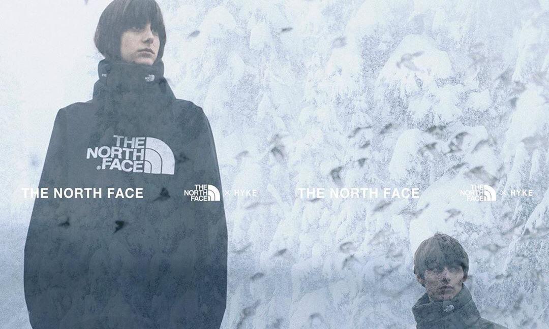 THE NORTH FACE x HYKE 2019 秋冬系列发售日期公布