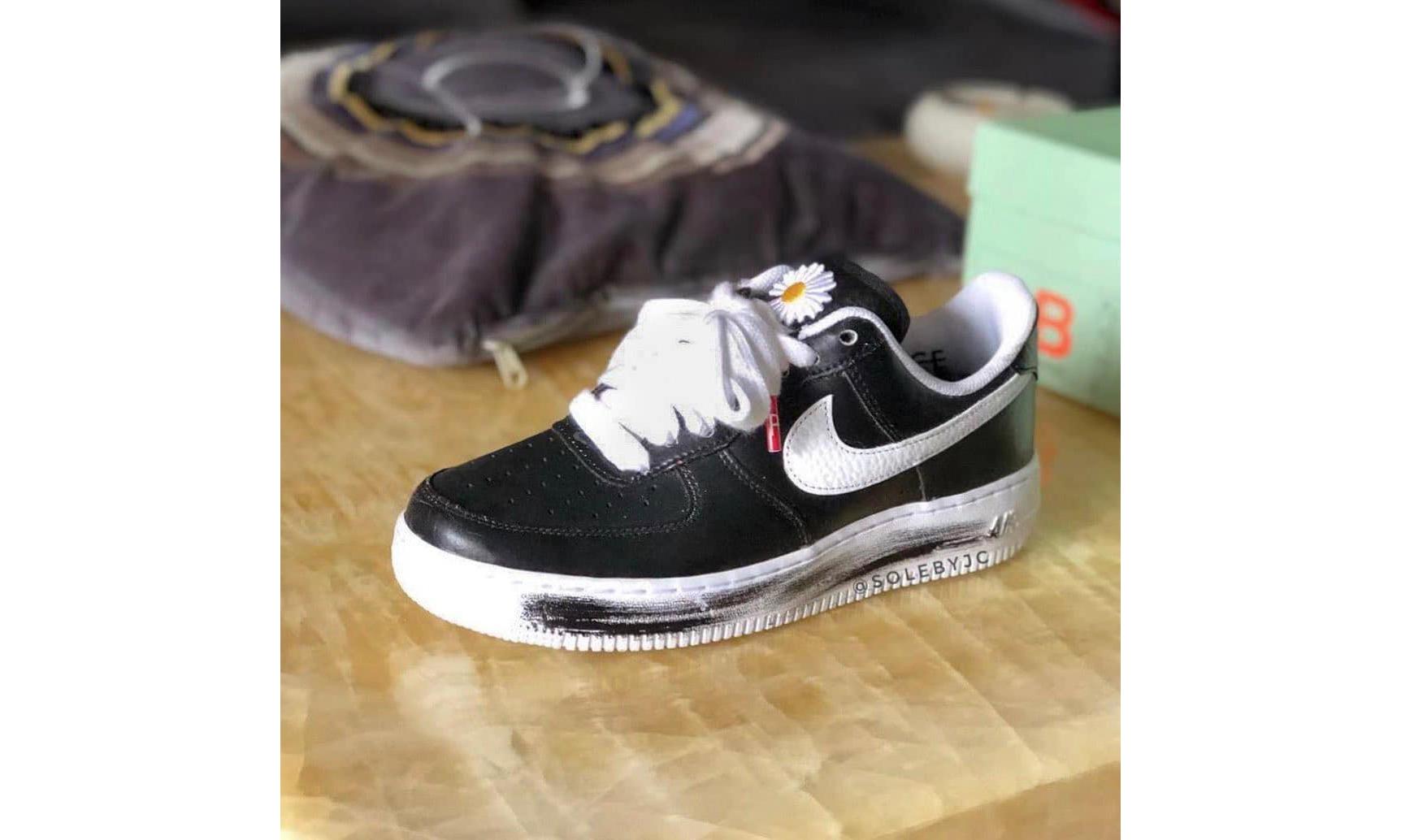 PEACEMINUSONE x Nike 联名 Air Force 1 谍照曝光