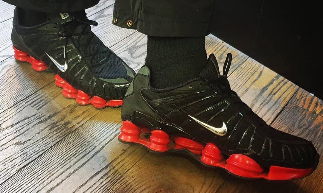 Skepta x Nike Shox TL 9 月正式发售
