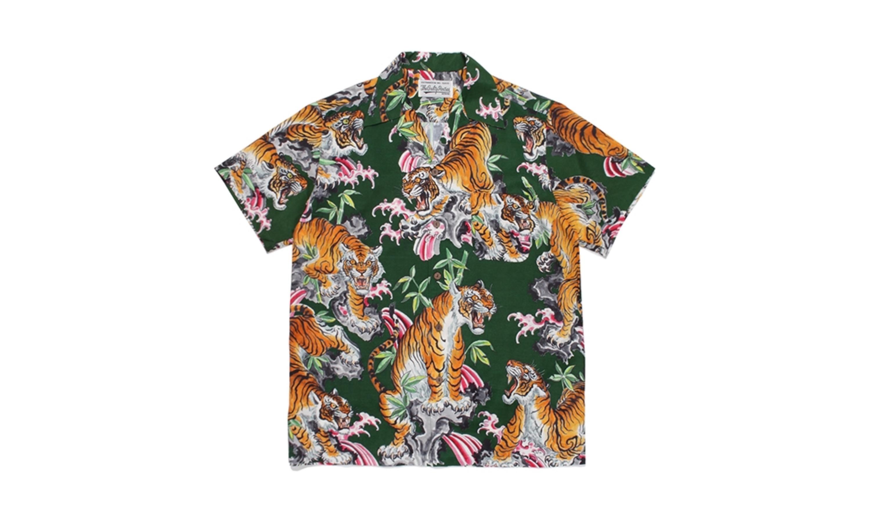 WACKO MARIA 新季夏威夷衬衫系列即将登陆
