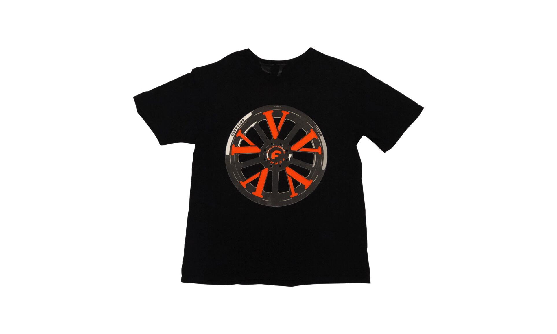 VLONE 释出全新 Forgiato 赛车轮毂 T 恤