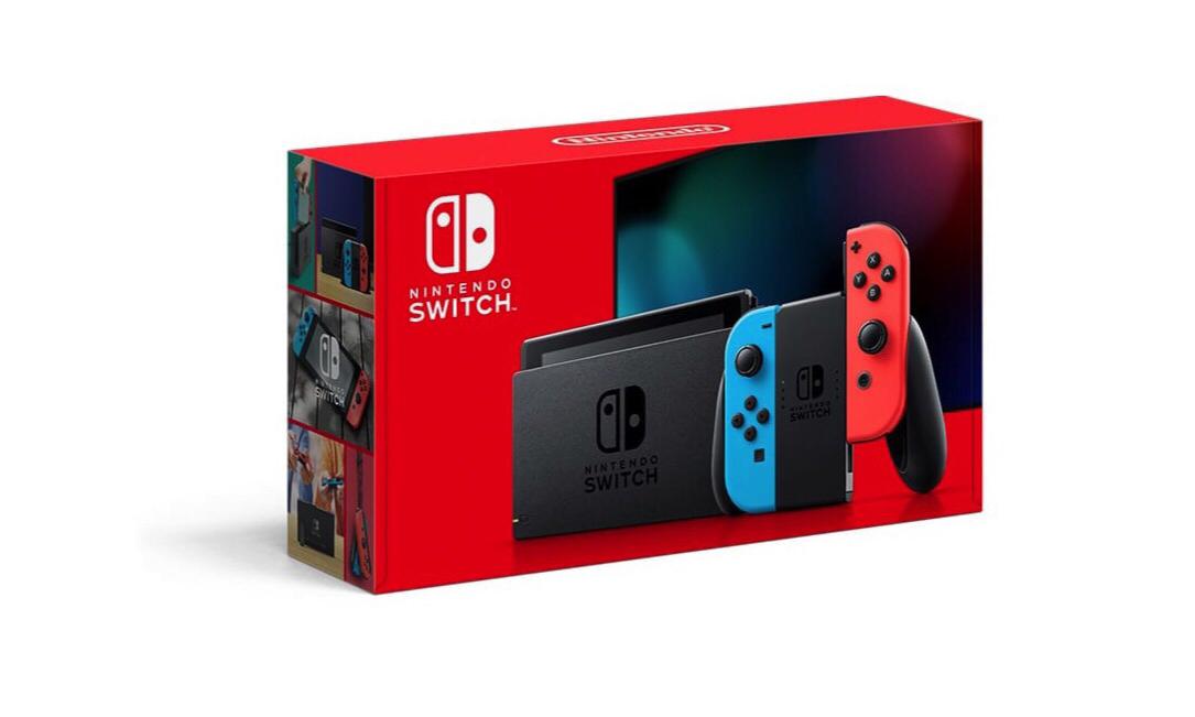 任天堂推出全新升级版 Switch
