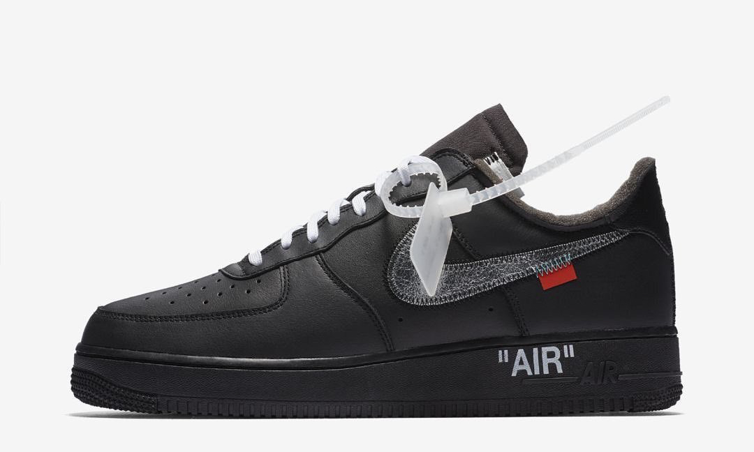 """Off-White™ x Nike Air Force 1 """"MoMA"""" 即将再度发售?"""