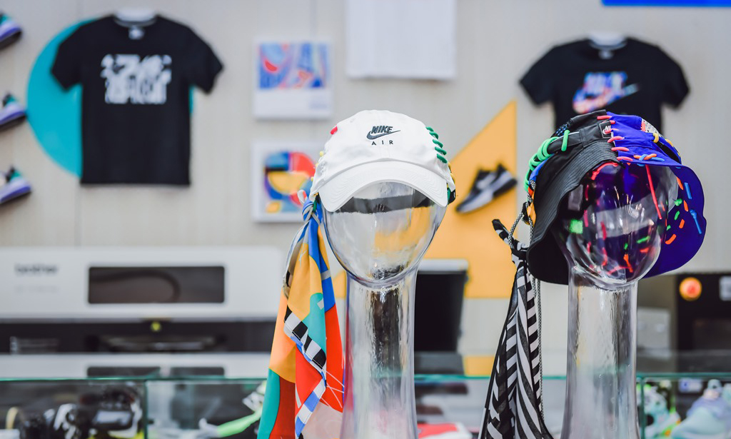 Nike 推出 Air Max 270 React x CLOUD HAT Workshop