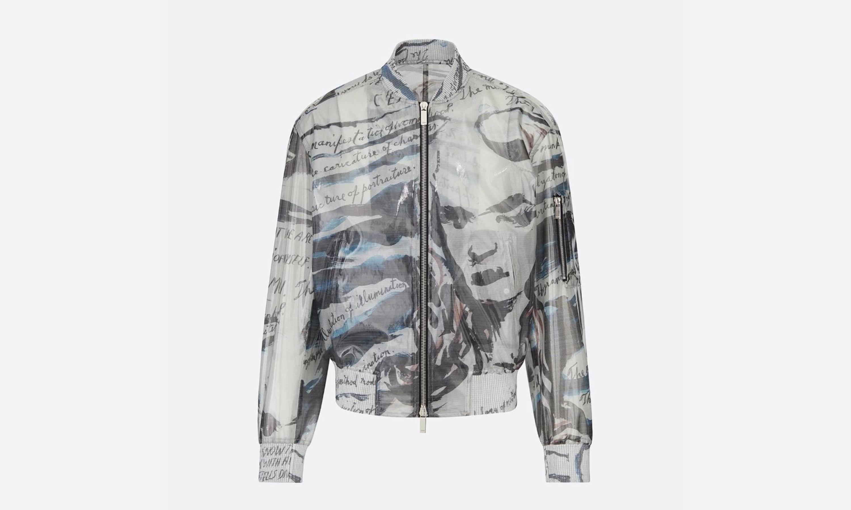 Dior 与Raymond Pettibon 合作推出 2019 秋冬系列单品