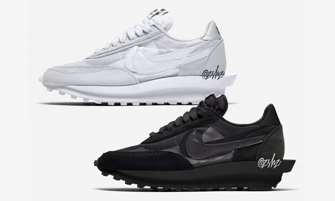 sacai x Nike LDWaffle 2020 春季发售配色曝光