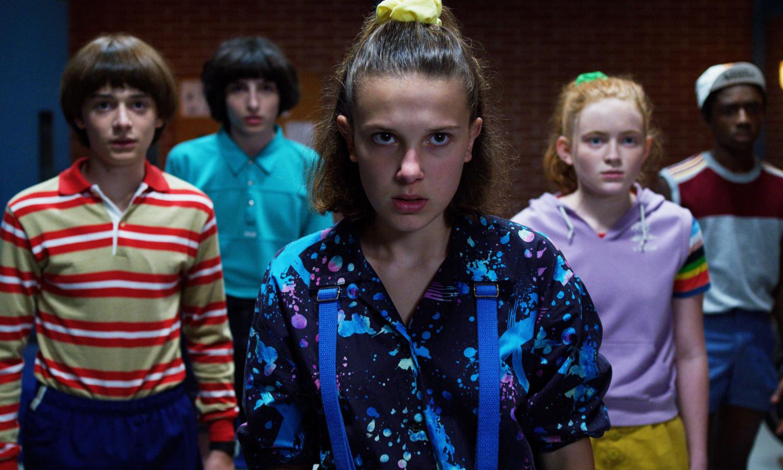 《怪奇物语》第三季打破 Netflix 收视纪录