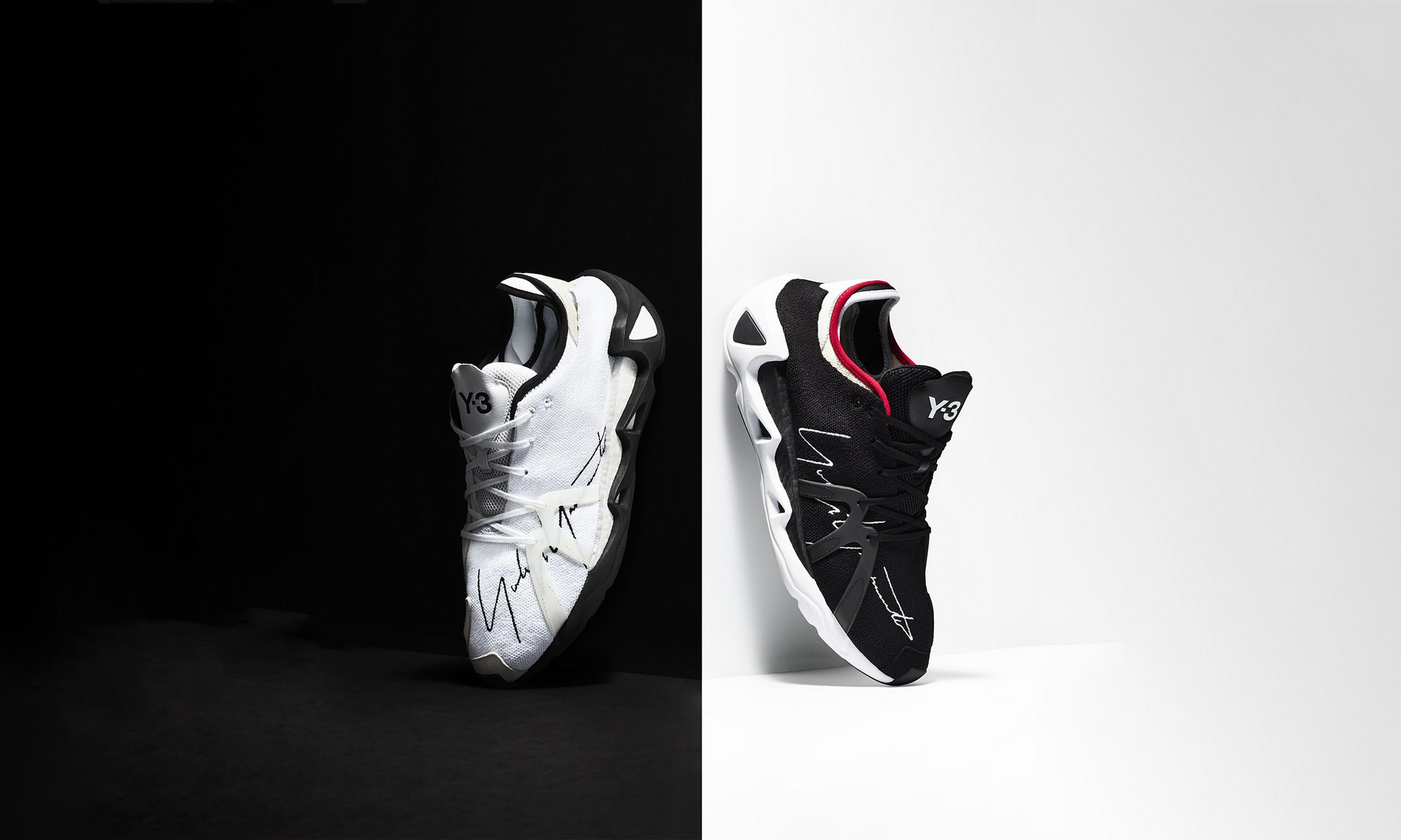 山本耀司重塑 adidas 经典鞋款,推出 Y-3 FYW S-97