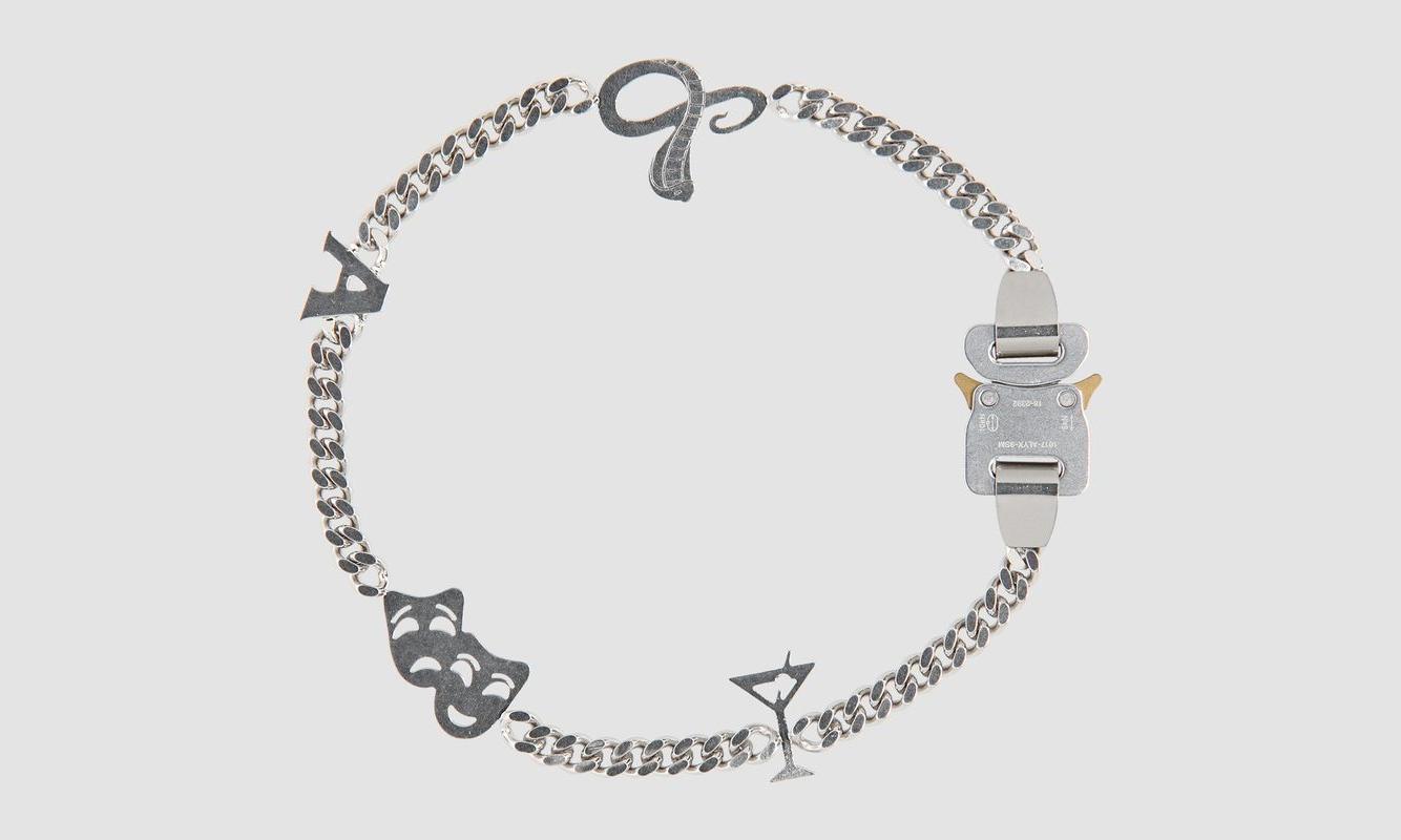 1017 ALYX 9SM 2019 秋冬系列 Hero Chains 与 Swoosh 手链释出