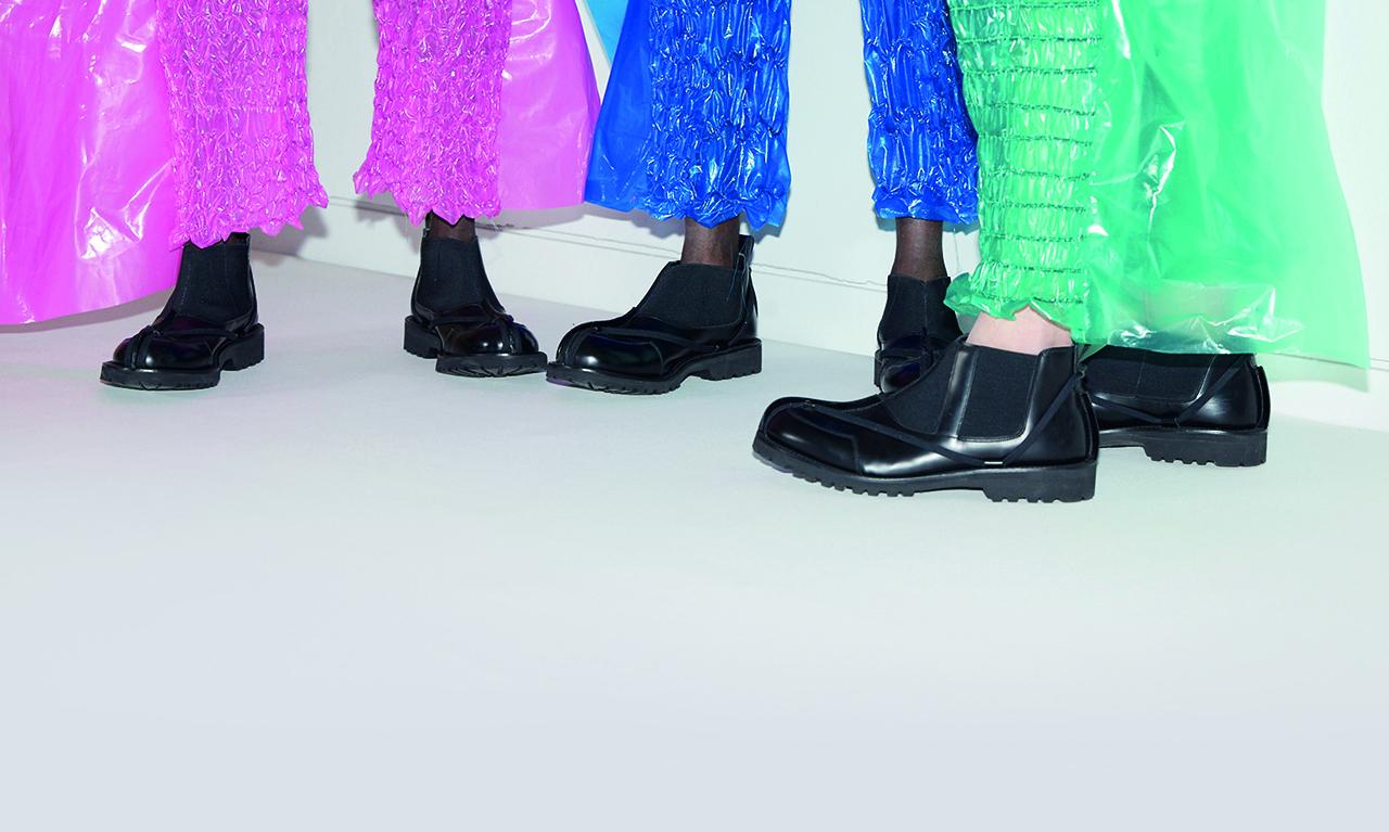Grenson x Craig Green 联名发布新款切尔西靴