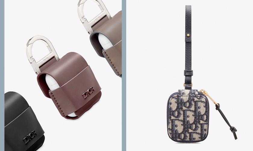 凹造型神器?Dior 推出 AirPods Case