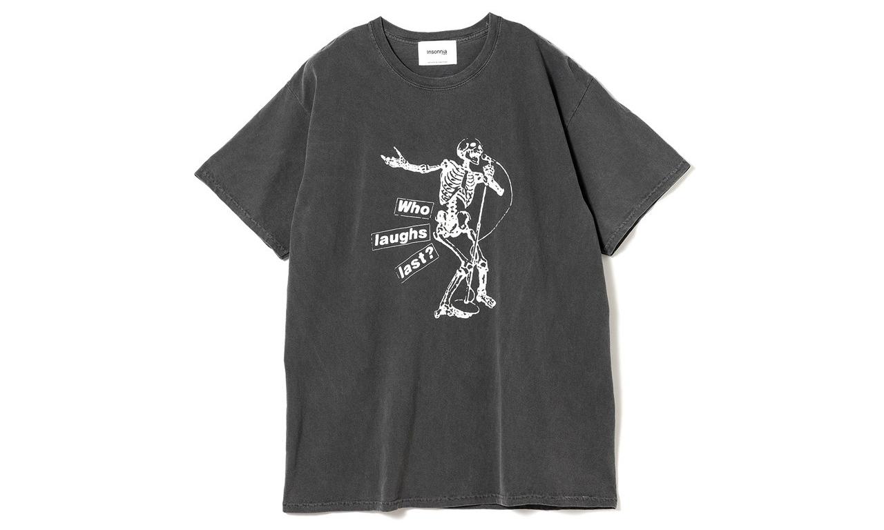 BEAMS x Insonnia Projects 发布 T 恤胶囊系列