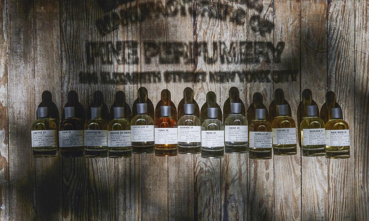 奢侈手工香水品牌 Le Labo 新增两款城市限定香水