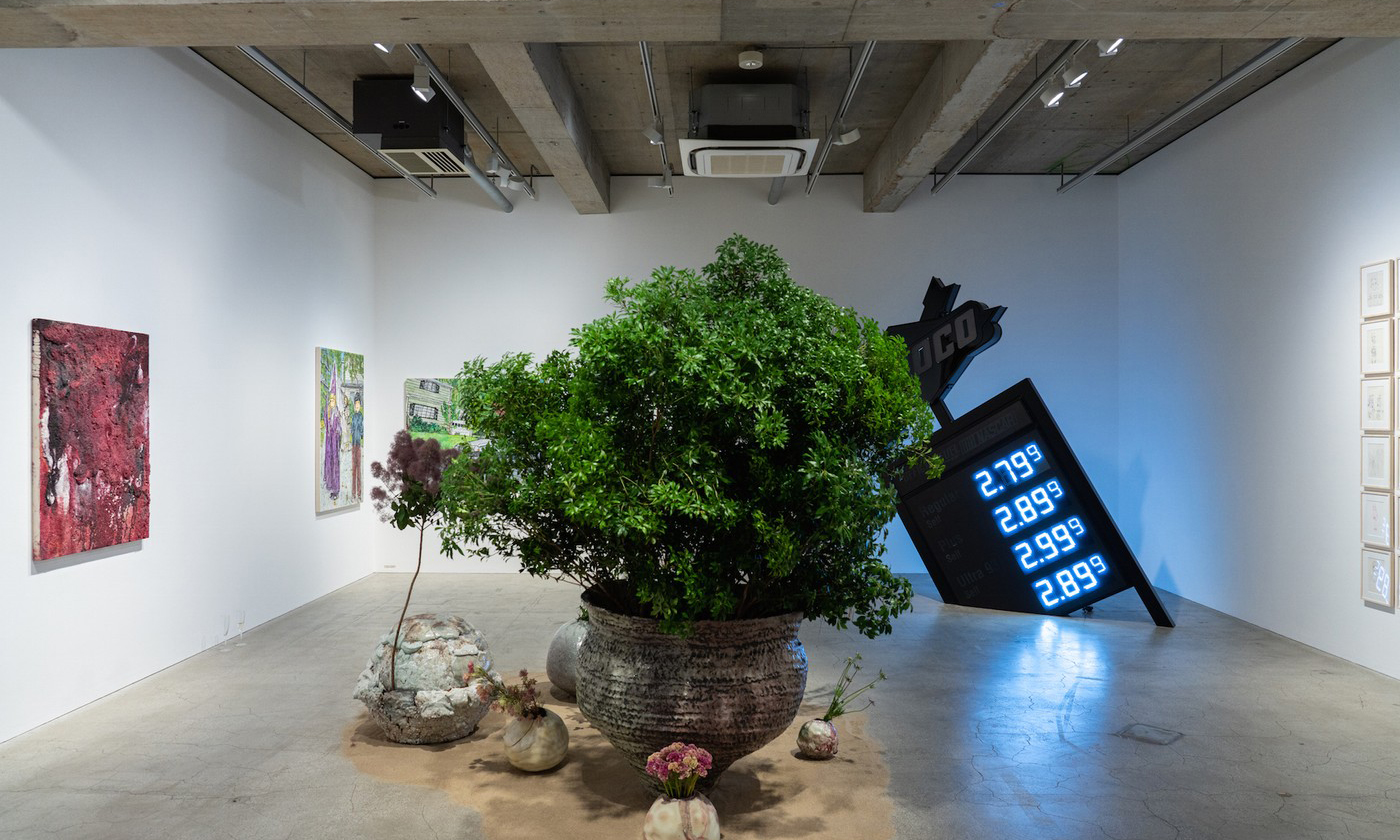 村上隆 Kaikai Kiki 画廊举办 2019 年夏季联合展览