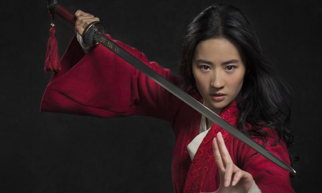 刘亦菲出镜,真人版《花木兰》发布预告