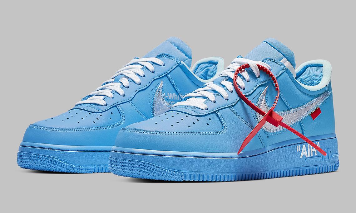 "Off-White™ x Nike Air Force 1 ""MCA"" 即将于芝加哥 ComplexCon 发售"
