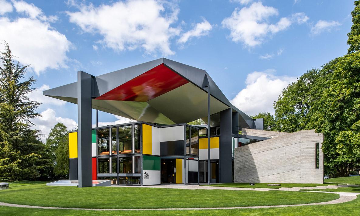 勒·柯布西耶建筑大作海蒂·韦伯博物馆再次开放