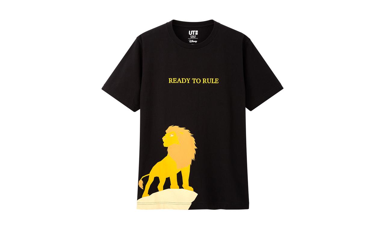 UNIQLO UT 释出全新《狮子王》系列