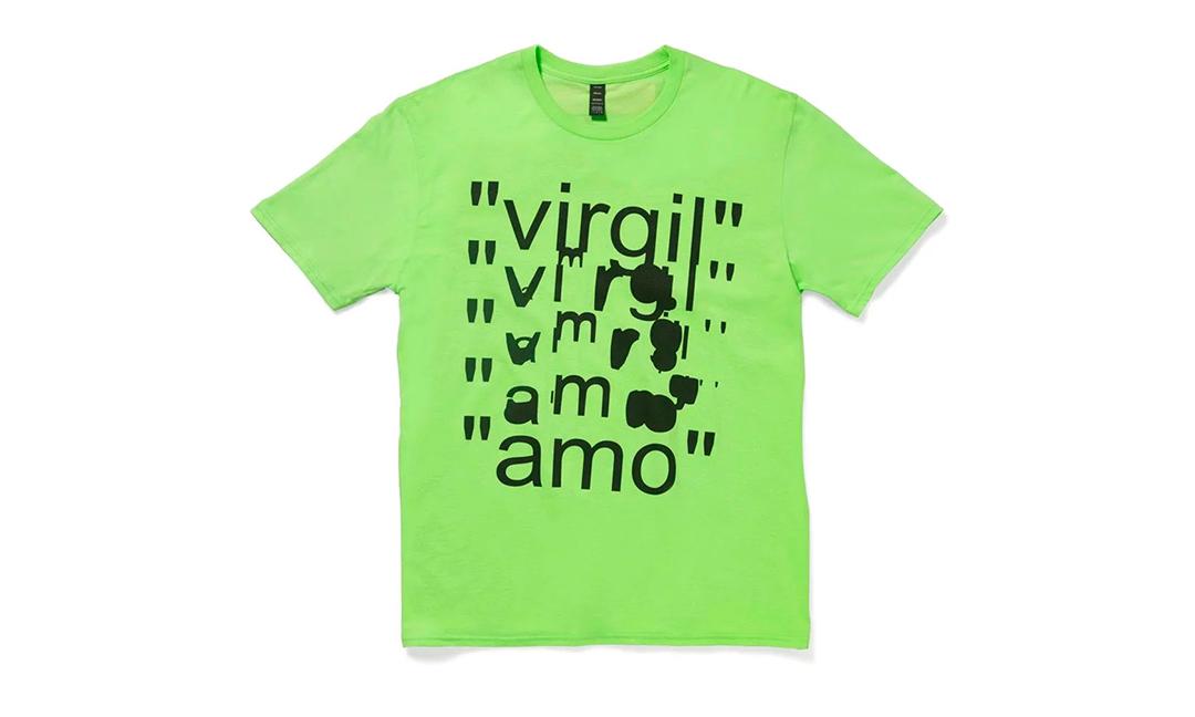 MCA Chicago 发布 Virgil Abloh 个展相关霓虹色系服饰