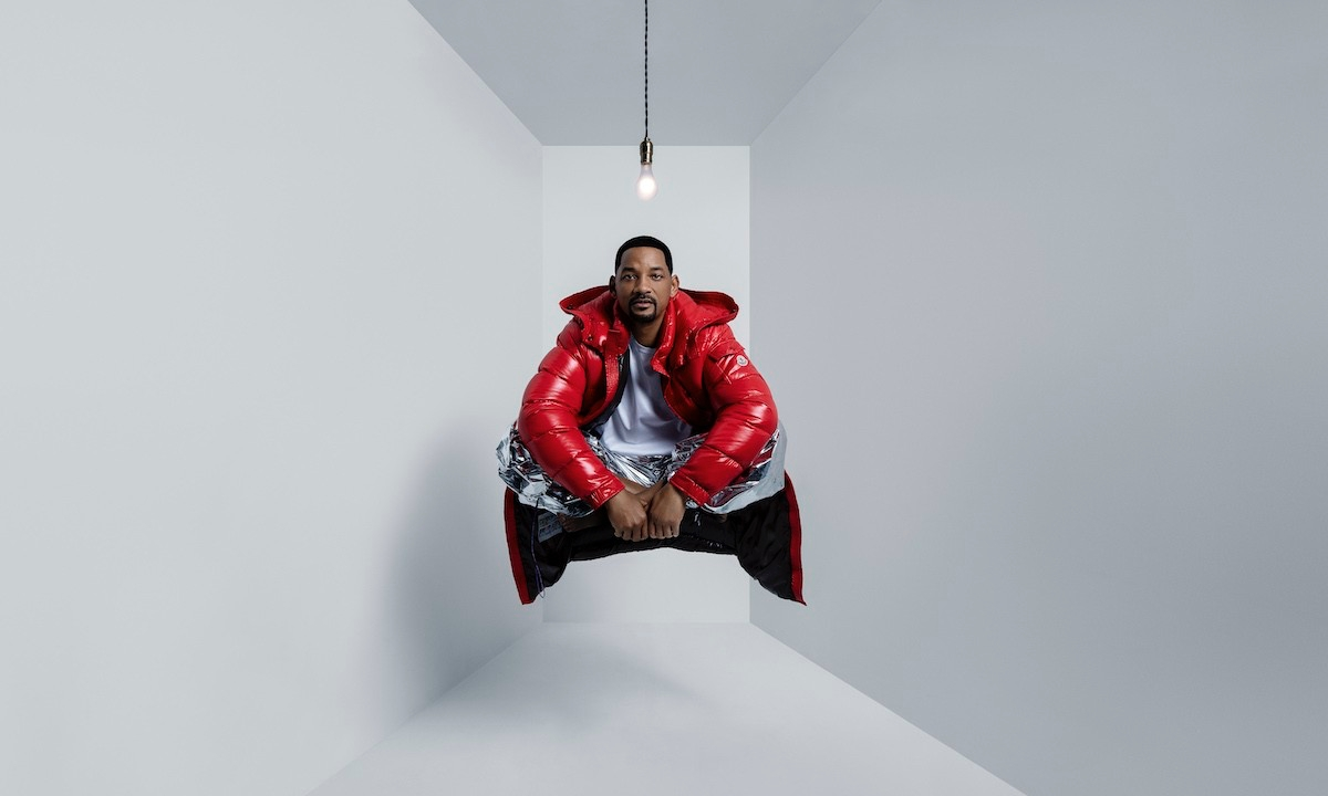 Will Smith 出镜 Moncler 最新广告