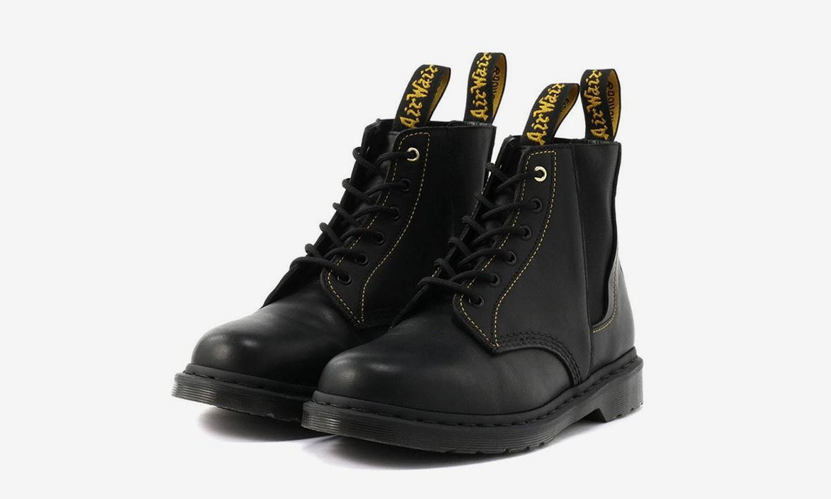 Yohji Yamamoto x Dr.Martens 推出全新联乘六眼靴款