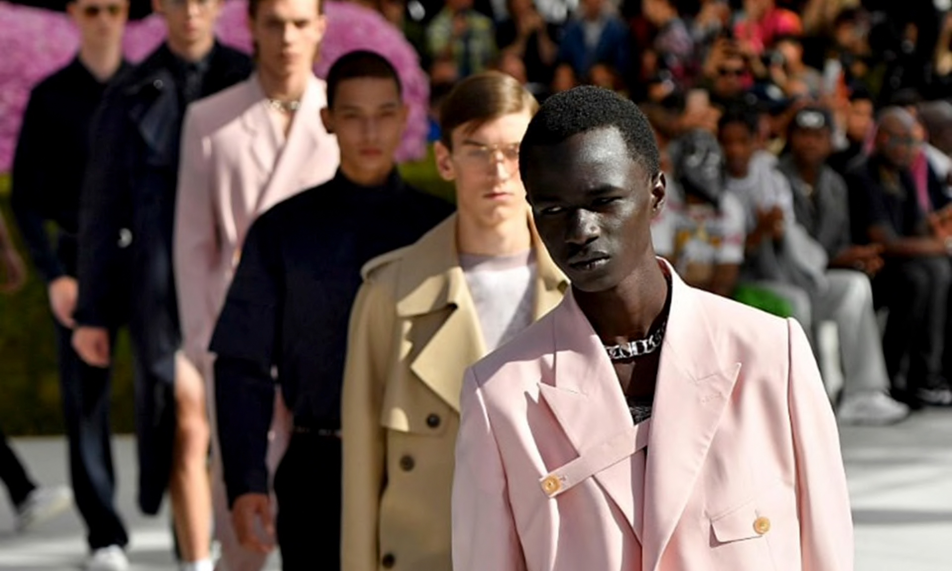 Dior 2020 男装早秋系列将于年底登陆迈阿密