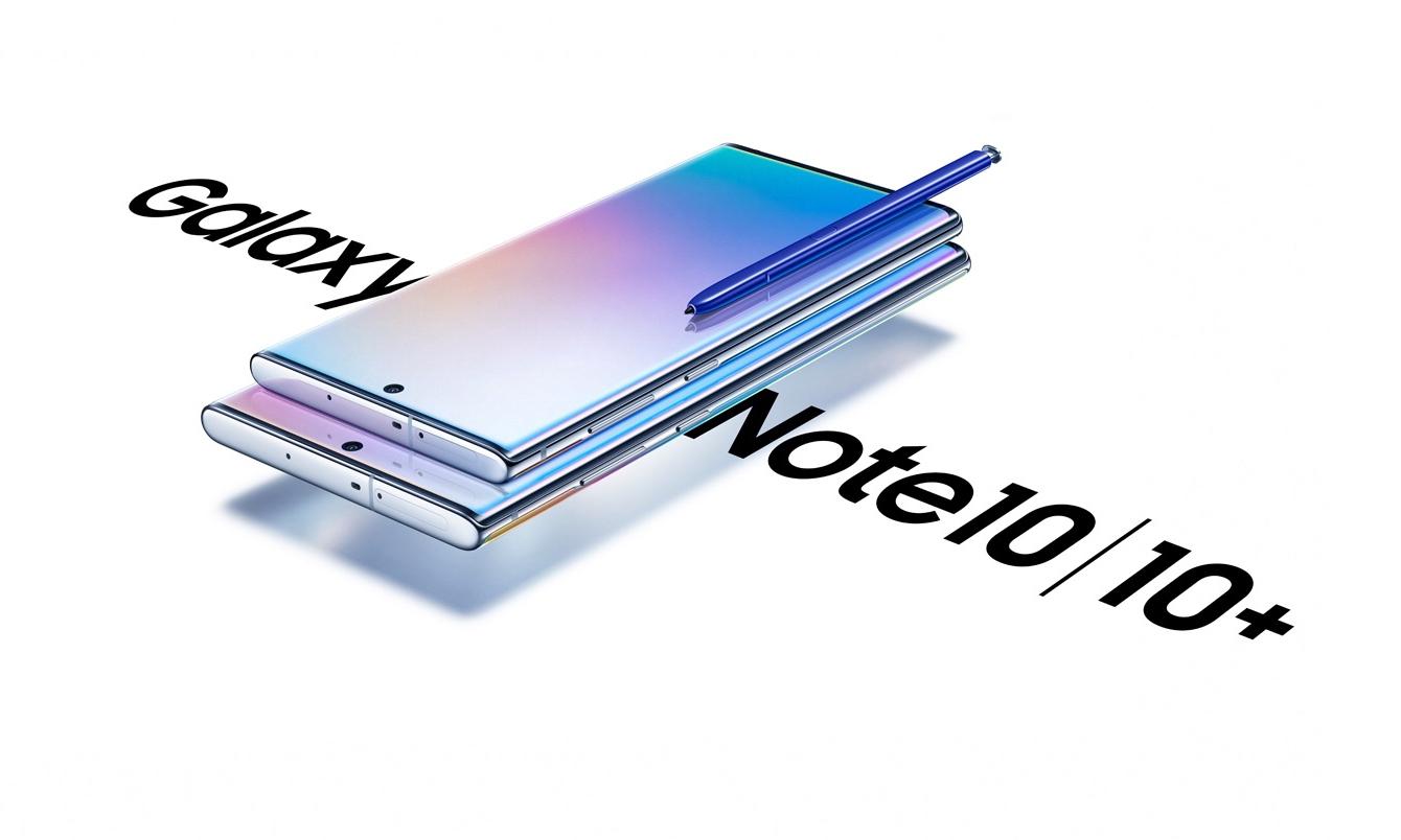 三星正式发布全新一代 Galaxy Note 10 系列
