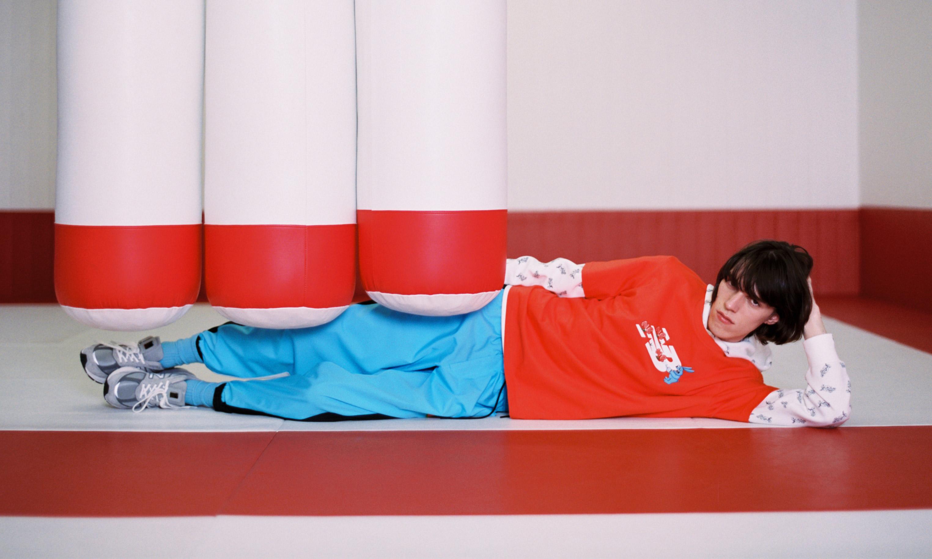 童年趣梦点亮运动风潮,Melting Sadness x New Balance 联名系列释出