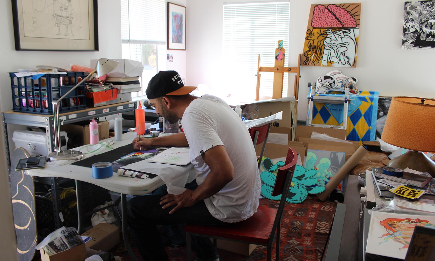 《WET PAINT 油漆未干》潮流艺术巡展上海站即将开启