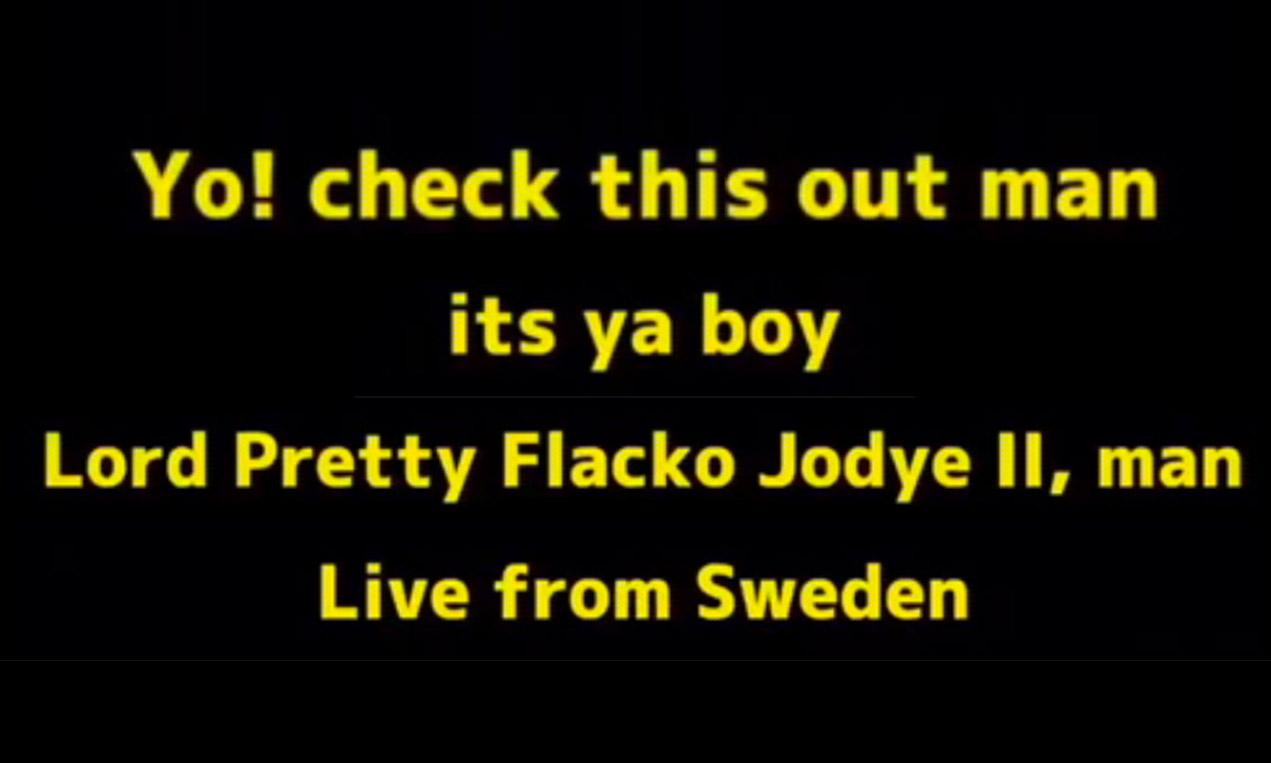 A$AP Rocky 惊喜发声,《AWGE DVD JAPAN》纪录片日本特辑预告片释出
