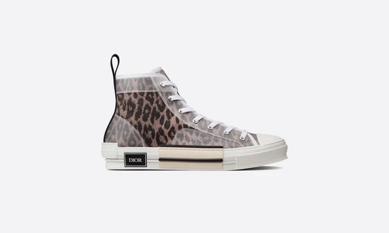"""Dior B23 鞋款全新 """"Leopard Print"""" 系列配色登场"""