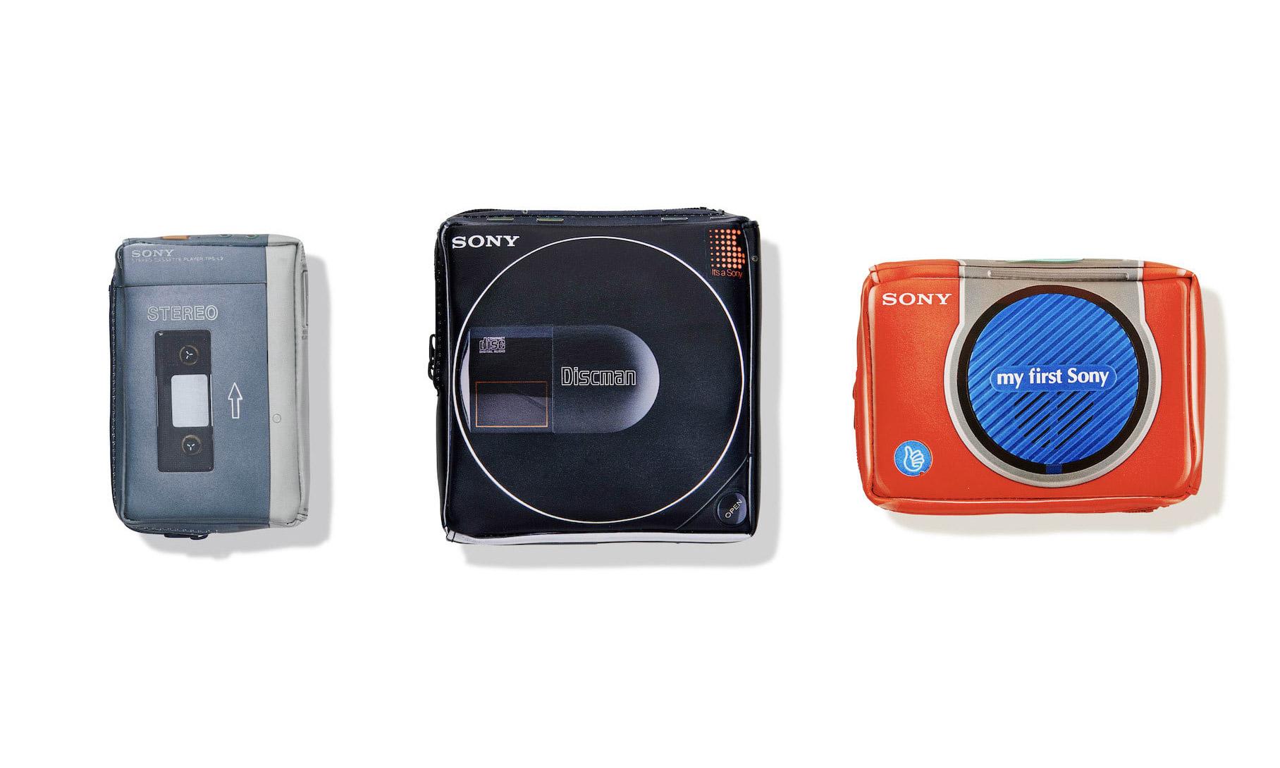 40 周年特殊献礼,索尼 Walkman 纪念包组即将限量发售