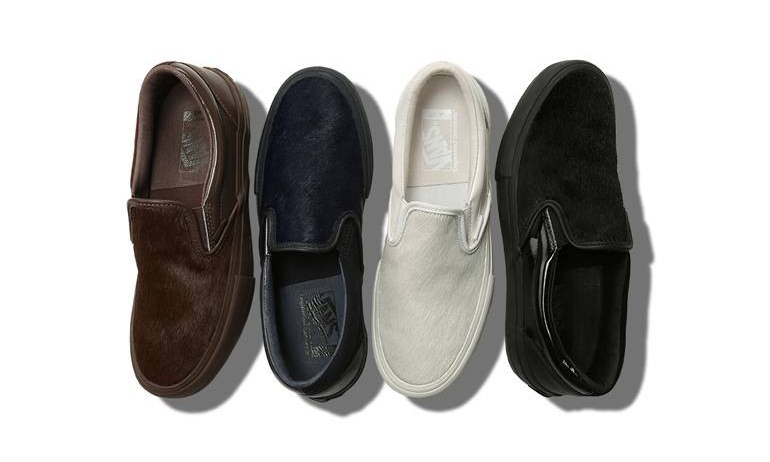 Engineered Garments x Vans Vault 全新联名系列即将发布