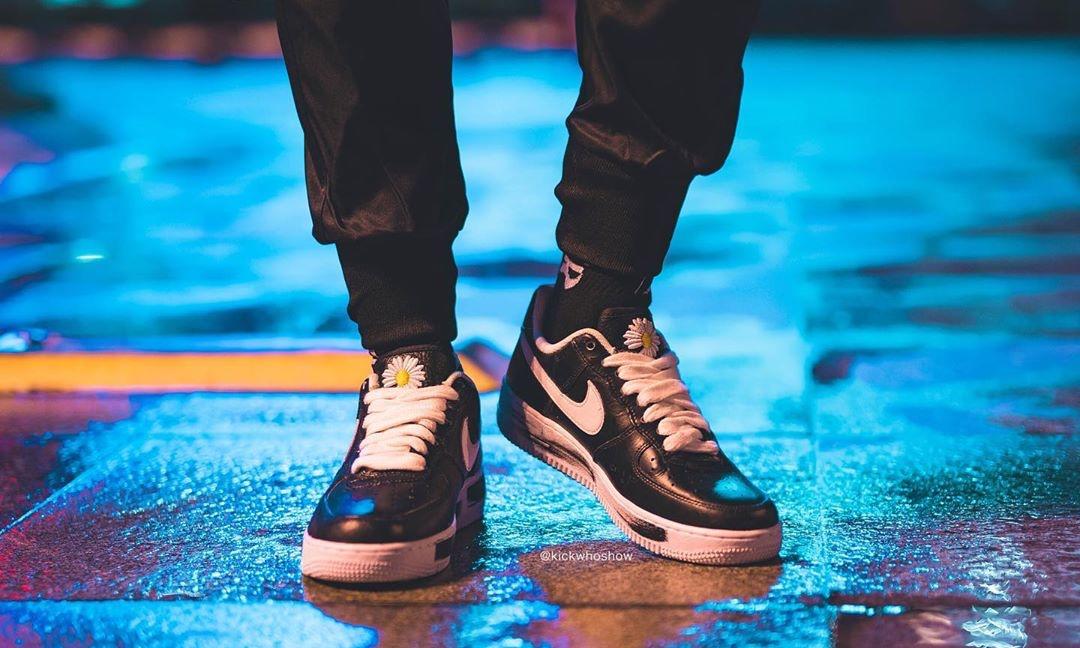 PEACEMINUSONE x Nike Air Force 1 上脚效果如何?