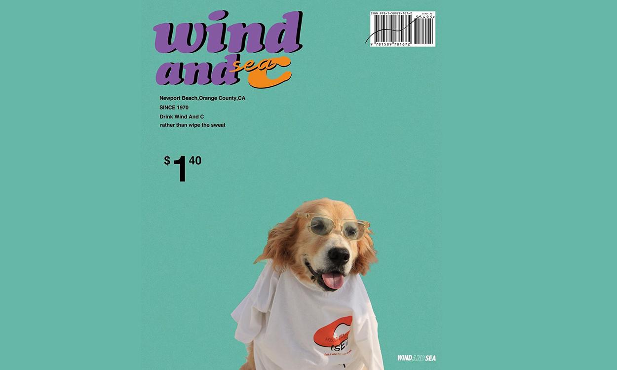 WIND AND SEA x pen public 联名系列发售日期公开