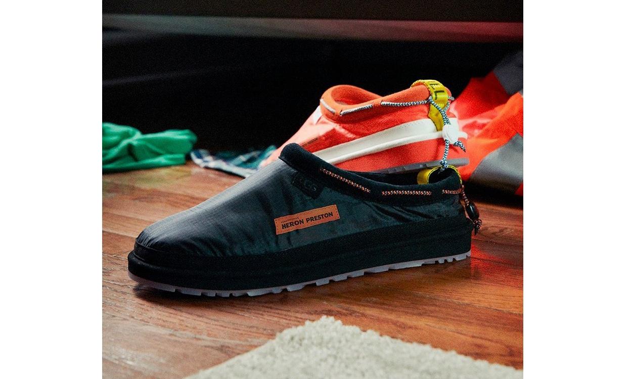 Heron Preston x UGG 联名鞋款发售日期确定