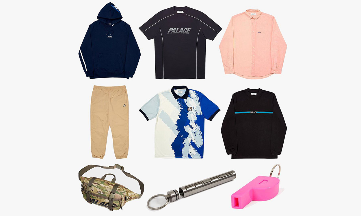Palace Skateboards 2019 秋冬系列 Week 2 新品一览