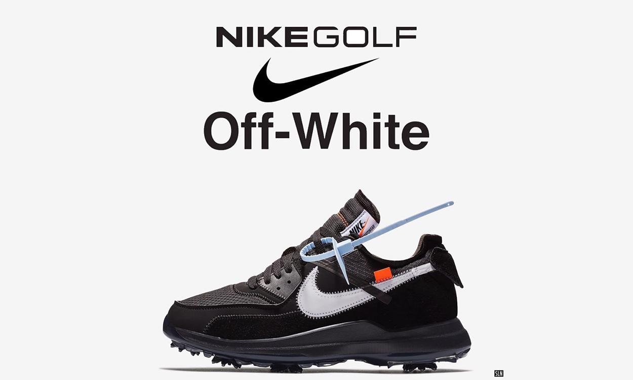 Off-White™ x Nike Air Max 90 Golf 鞋款曝光