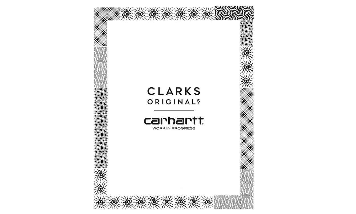Clarks Originals x Carhartt WIP 联乘企划官方预告出炉