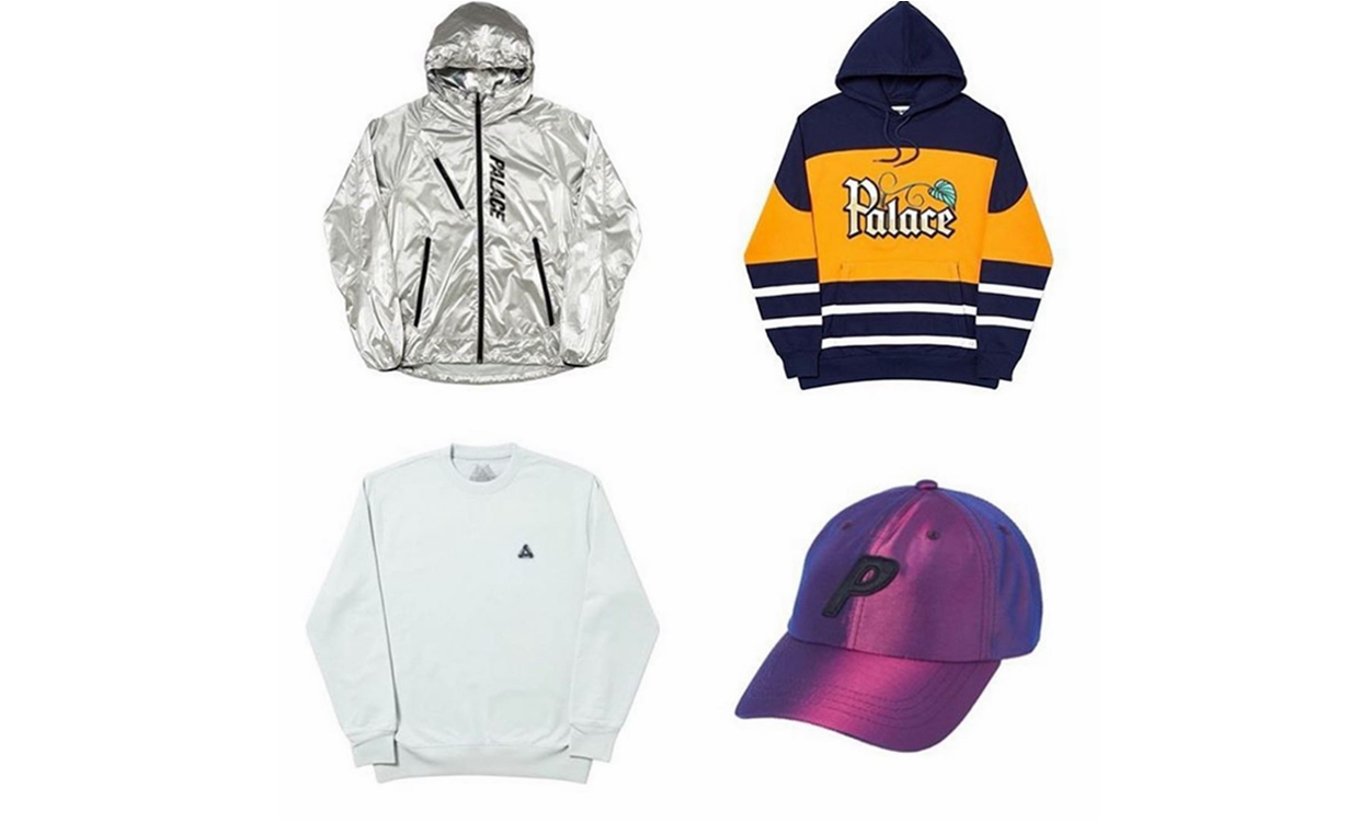 Palace Skateboards 2019 秋冬系列 Week 4 新品一览