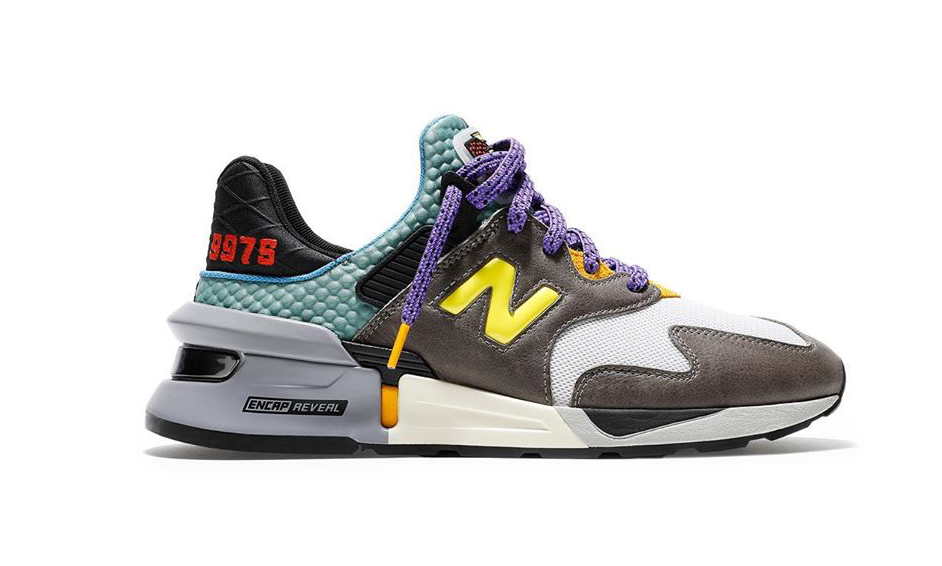 """No Bad Days"",Bodega 公布全新 New Balance 997S 联名设计"