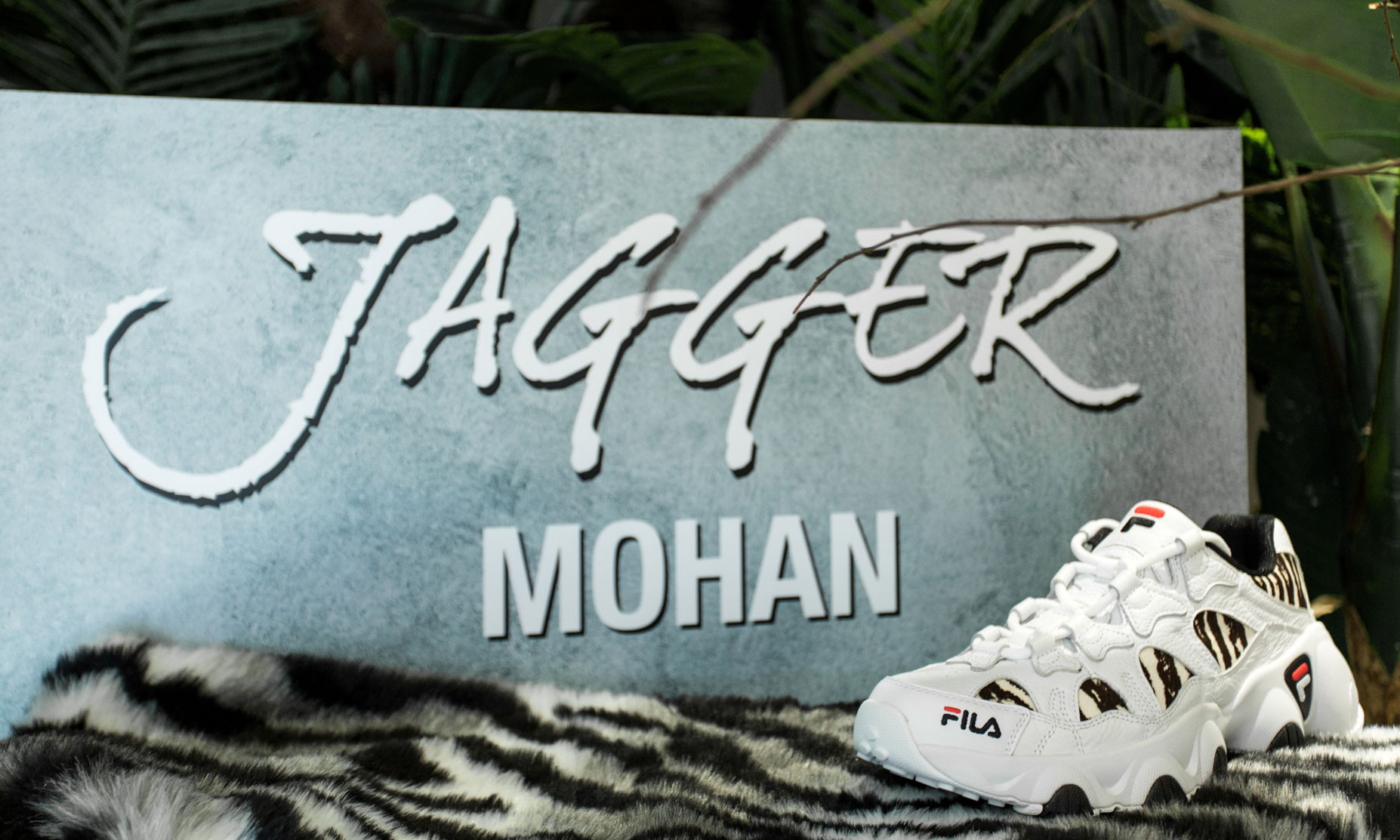 FILA FUSION JAGGER MOHAN 登陆 CONCEPTS 全球首发