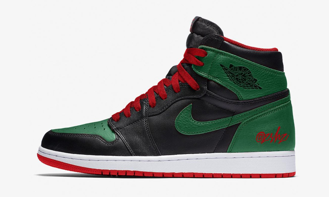 """Air Jordan I """"Pine Green"""" 发售日期终于曝光"""