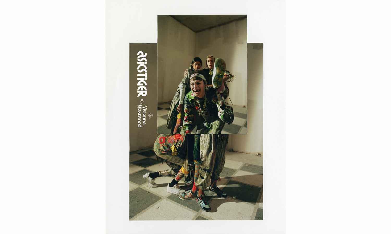 ASICS 再度携手 Vivienne Westwood 发布第二波联名鞋款系列