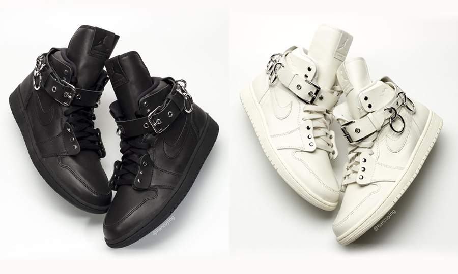 COMME des GARÇONS X Air Jordan I 鞋款发售