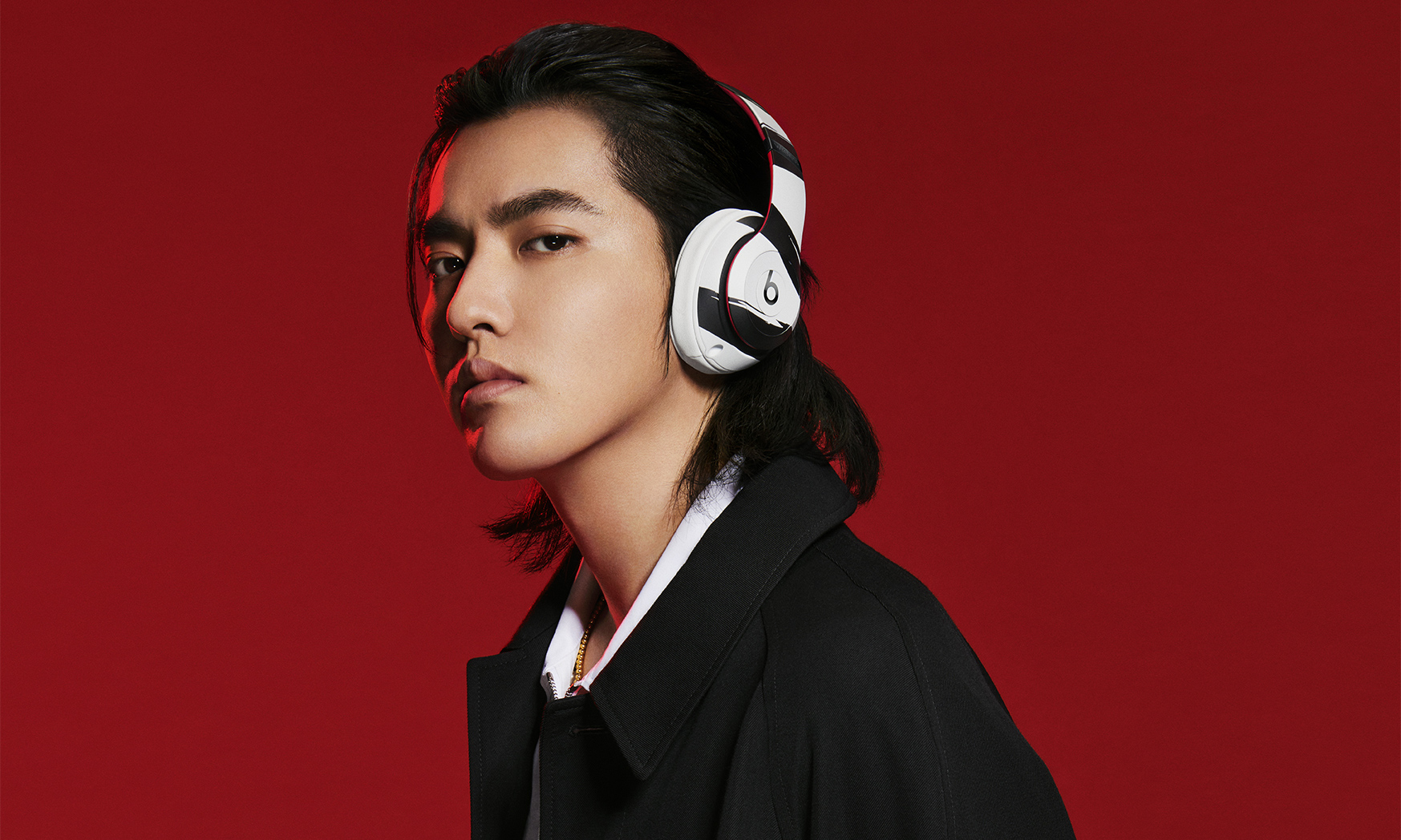 Beats by Dr. Dre 推出吴亦凡限定 Studio3 Wireless 耳机
