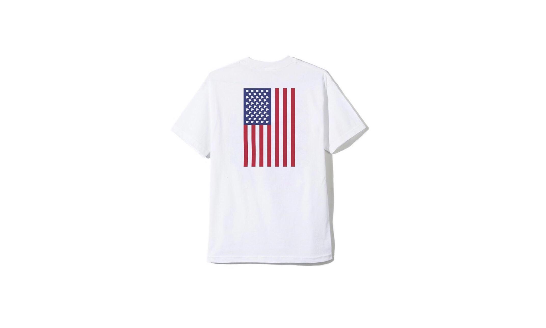 Emotionally Unavailable 释出全新美国国旗系列