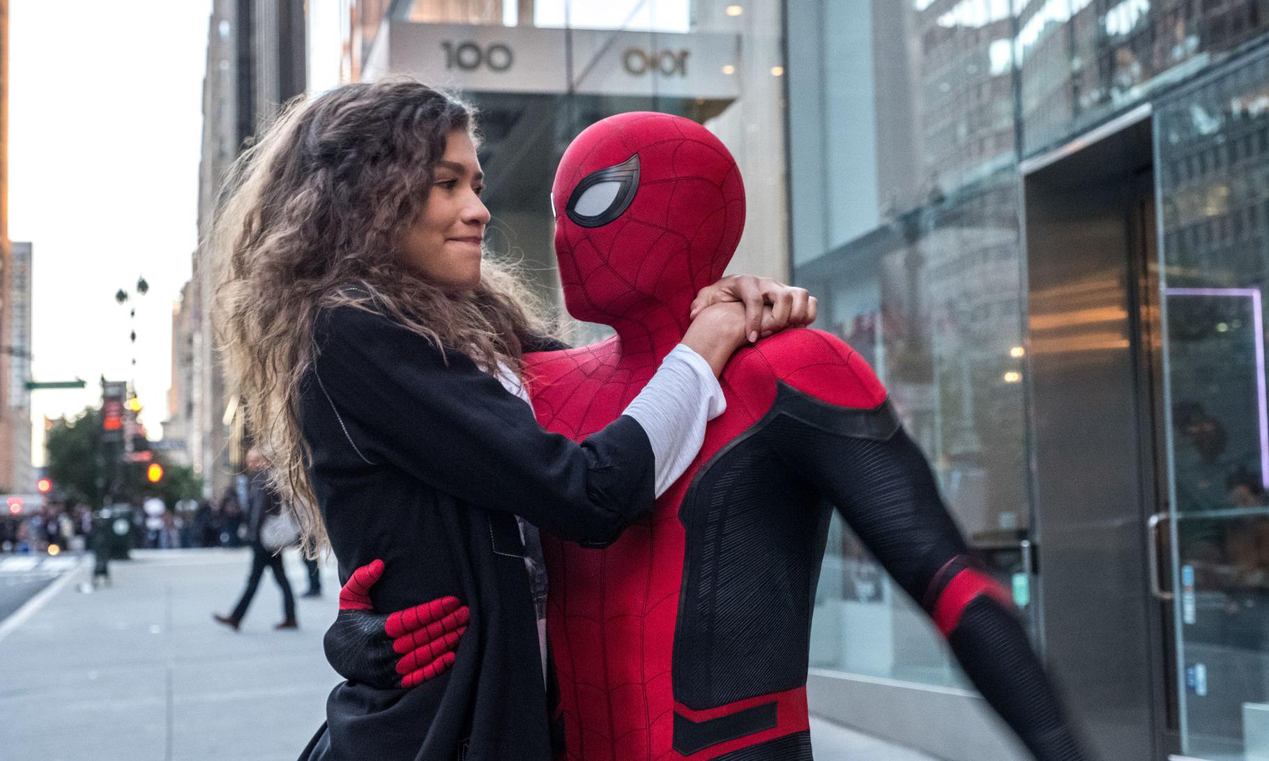 蜘蛛侠或将被迫退出漫威电影宇宙?