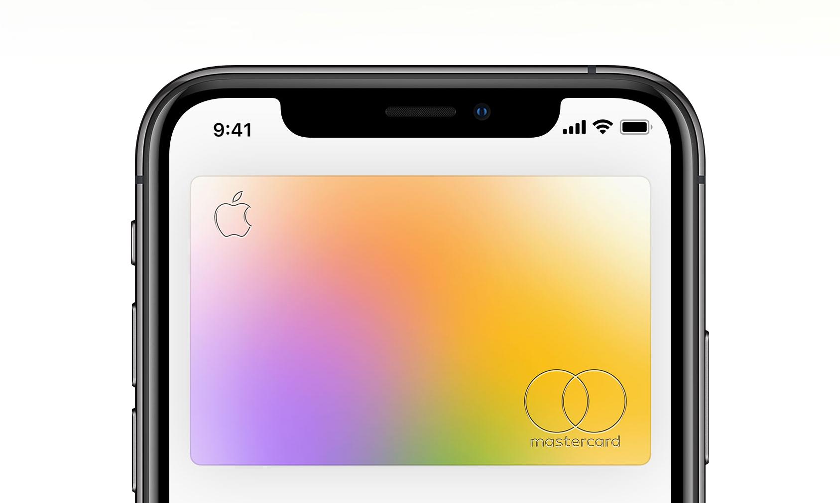 Apple Card 现已于美国正式公开发行